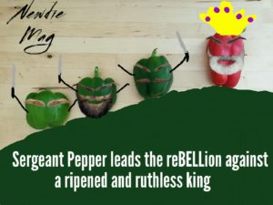The great bell pepper reBELLion